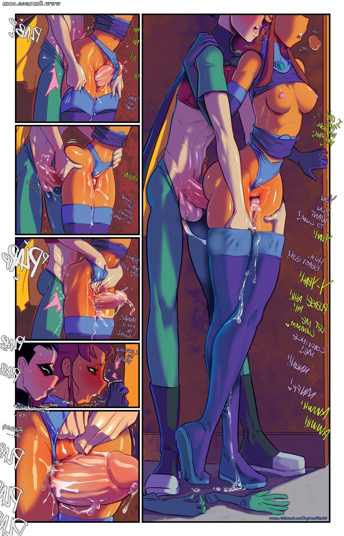 porn-comics-all/Fred-Perry-Comics/Barely-EighTeen-Titans/Issue-2 Barely_EighTeen_Titans_-_Issue_2_4.jpg