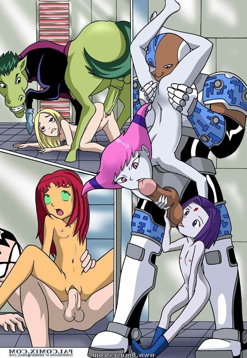 Teen titan adult cartoon